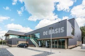 Sport-accommodatie Benedenveer