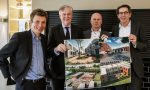 Raamovereenkomst getekend Catharina Stichting en Gebroeders Blokland
