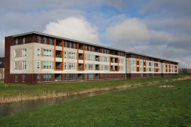 55 appartementen Woonvisie 2