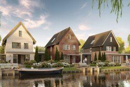 Verkoop Aan de Giessen in Hardinxveld-Giessendam gestart